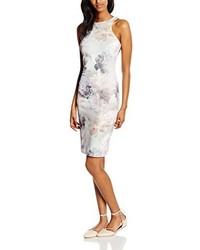 weißes figurbetontes Kleid von New Look