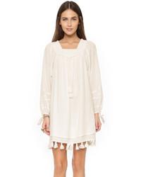 weißes Folklore Kleid von Apiece Apart