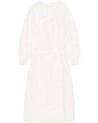 weißes Folklore Kleid von See by Chloe