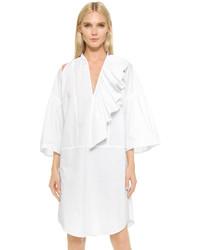 weißes Folklore Kleid von Tome