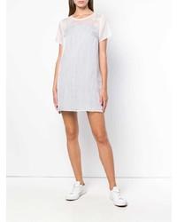 weißes Freizeitkleid von Calvin Klein Jeans