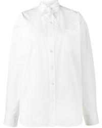weißes Hemd von Balenciaga