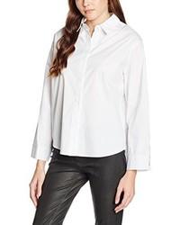 weißes Hemd von Boohoo