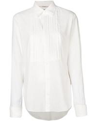 weißes Hemd von Burberry