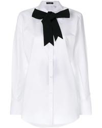 weißes Hemd von Dolce & Gabbana