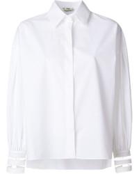 weißes Hemd von Fendi