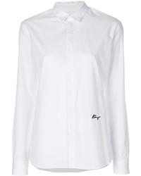 weißes Hemd von Kenzo