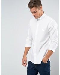 61f4598f8d5f19 Modische weißes Hemd für Herren von Polo Ralph Lauren bei Asos für ...