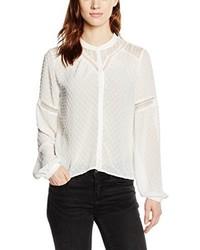weißes Hemd von Vero Moda