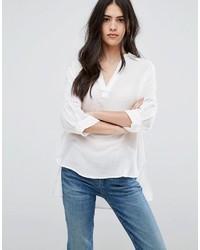 weißes Hemd von Vila