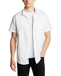 Weißes Kurzarmhemd von Jack & Jones