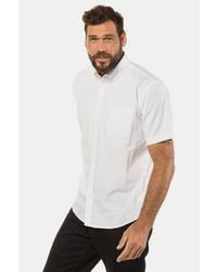 weißes Kurzarmhemd von JP1880