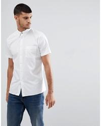 weißes Kurzarmhemd von PS Paul Smith
