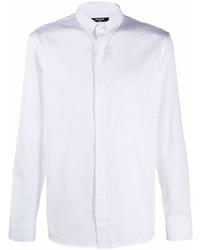 weißes Langarmhemd von Balmain