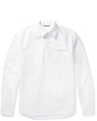 weißes Langarmhemd von Barena