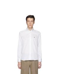 weißes Langarmhemd von Etro