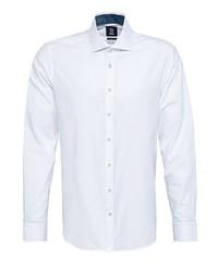 weißes Langarmhemd von GABANO