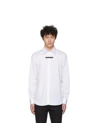 weißes Langarmhemd von Givenchy