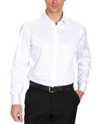 Weißes Langarmhemd von Jacques Britt