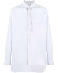weißes Langarmhemd von Lanvin