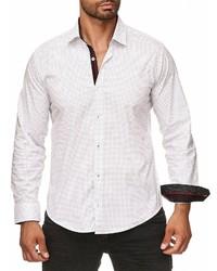 weißes Langarmhemd von RUSTY NEAL