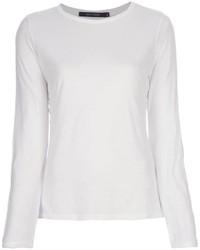 Weisses langarmshirt original 1284009