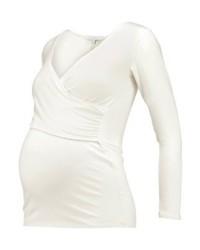 weißes Langarmshirt von Envie de Fraise
