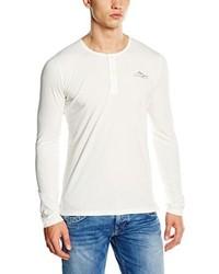 weißes Langarmshirt von Pepe Jeans