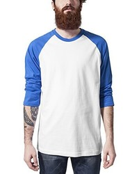 weißes Langarmshirt von Urban Classics