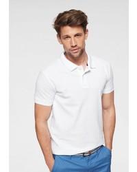 weißes Polohemd von Esprit