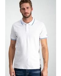 weißes Polohemd von GARCIA