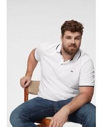 weißes Polohemd von Jack & Jones