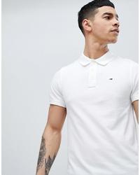 weißes Polohemd von Tommy Jeans