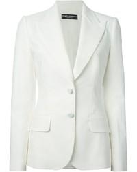 weißes Sakko von Dolce & Gabbana