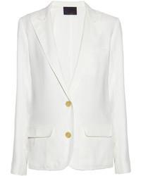 weißes Sakko von Lanvin