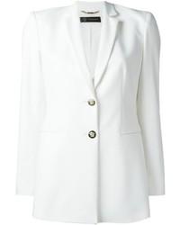 weißes Sakko von Versace