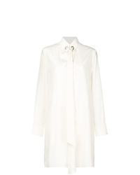 weißes Shirtkleid von Chloé