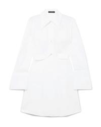 weißes Shirtkleid von Ellery