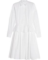 weißes Shirtkleid von Givenchy