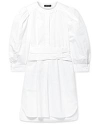 weißes Shirtkleid von Isabel Marant