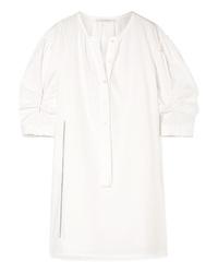 weißes Shirtkleid von Marc Jacobs