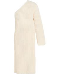weißes Strick Sweatkleid von Stella McCartney