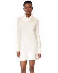 Weißes Sweatkleid von BB Dakota