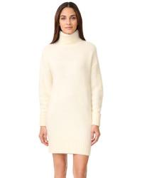 Weißes Sweatkleid von Demy Lee