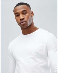 weißes Sweatshirt von Asos
