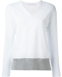 weißes Sweatshirt von Fabiana Filippi