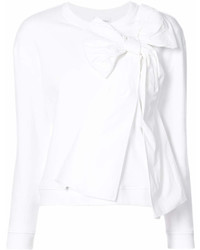 weißes Sweatshirt von RED Valentino