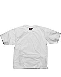 weißes T-Shirt mit einem Rundhalsausschnitt von Dickies