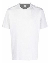 weißes T-Shirt mit einem Rundhalsausschnitt von Eleventy
