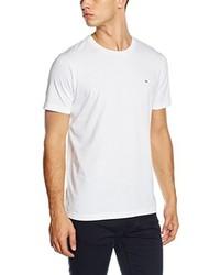 weißes T-shirt von Diesel